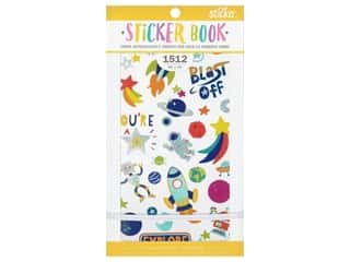 EK Sticko Stickers Book Young And Fun