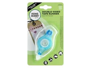 glues, adhesives & tapes: 3L Home Hobby Double-Sided Tape Runner - Refillable Petite