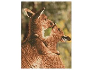 craft & hobbies: Diamond Dotz Facet Art Kit Intermediate Kissing Kangas