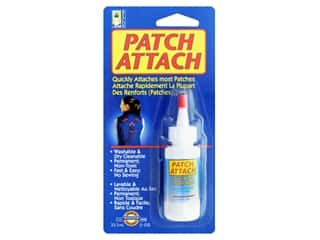 glues, adhesives & tapes: Beacon Patch Attach Adhesive 1 oz.