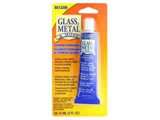 glues, adhesives & tapes: Beacon Glass, Metal & More Glue 2 oz.