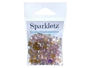 craft & hobbies: Buttons Galore Sparkletz - Winter Wishes (3 sets)