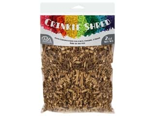 PA Essentials Crinkle Shred 2 oz. Kraft