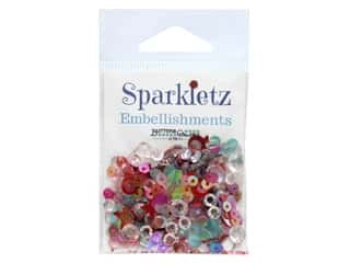 Buttons Galore Embellishments Sparkletz Hugs & Kisses