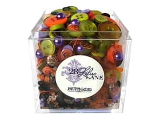 Buttons Galore 28 Lilac Lane Shaker Mix Halloween Candy