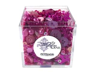craft & hobbies: Buttons Galore 28 Lilac Lane Shaker Mix Princess Party