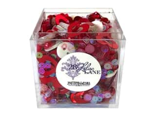craft & hobbies: Buttons Galore 28 Lilac Lane Shaker Mix Love Is In The Air