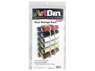 craft & hobbies: ArtBin Vinyl Storage Rack