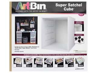 craft & hobbies: ArtBin Super Satchel Cube