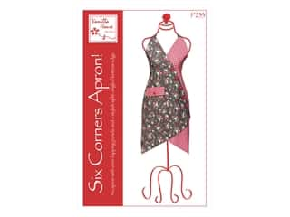 Vanilla House Designs Six Corners Apron! Pattern