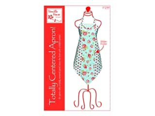 Vanilla House Designs Totally Centered Apron! Pattern