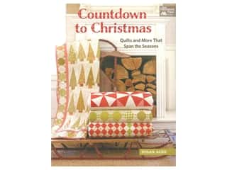 books & patterns: That Patchwork Place Countdown To Christmas Book