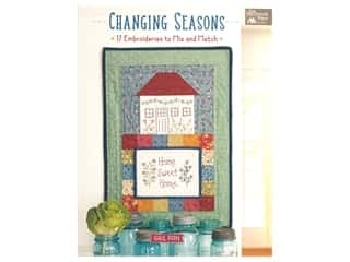 books & patterns: That Patchwork Place Changing Seasons Book