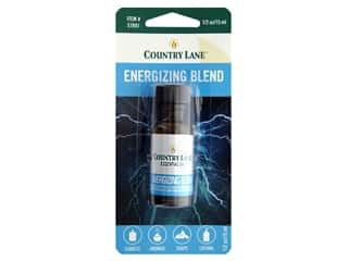 craft & hobbies: Country Lane Essential Oils Energizing Blend .5 oz