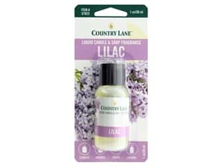 Country Lane Liquid Candle & Soap Fragrance Lilac 1 oz