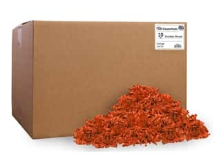 PA Essentials Crinkle Shred 10 lb. Orange