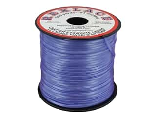 craft & hobbies: Pepperell Rexlace Craft Lace 100 yd. Pearlized Violet