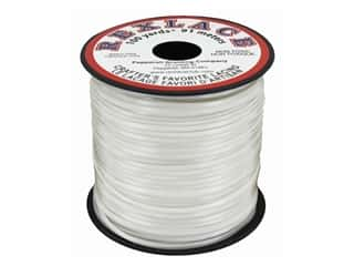 craft & hobbies: Pepperell Rexlace Craft Lace 100 yd. Pearl