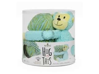 projects & kits: DMC Yarn Kit Hug This Monkey
