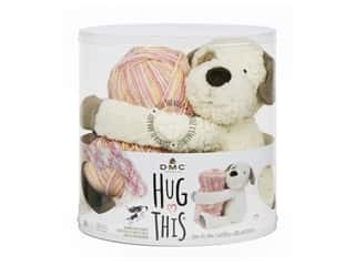yarn & needlework: DMC Yarn Kit Hug This Puppy