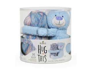 yarn & needlework: DMC Yarn Kit Hug This Teddy Bear