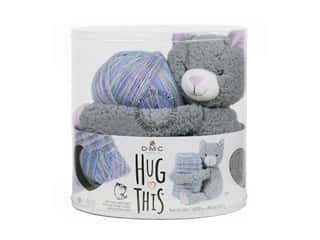 yarn & needlework: DMC Yarn Kit Hug This Kitten