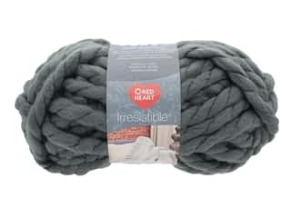 yarn & needlework: Coats & Clark Red Heart Irresistible 10oz Grey