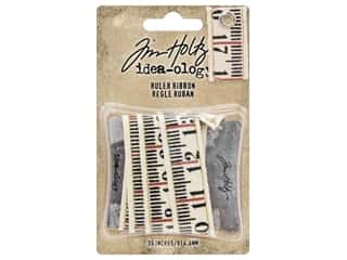 Tim Holtz Idea-ology Ruler Ribbon
