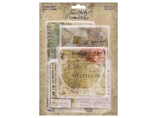 Tim Holtz Idea-ology Journal Cards