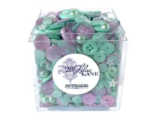 craft & hobbies: Buttons Galore 28 Lilac Lane Shaker Mix Fairy Dust