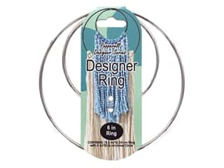 Pepperell Designer Ring 6 in. With 4 in. Inner Ring