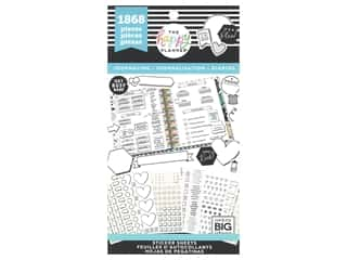 Me&My Big Ideas Happy Planner Sticker Value Pack Journaling