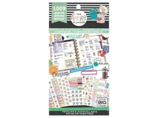 Me&My Big Ideas Happy Planner Sticker Value Pack Essential Planning