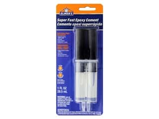 Elmer's Super Fast Epoxy Cement 1 oz.