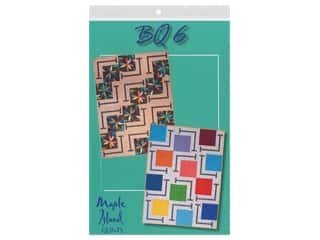 books & patterns: Maple Island Quilts BQ 6 Pattern