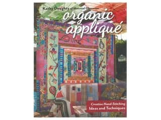 Stash By C&T Organic Applique Book