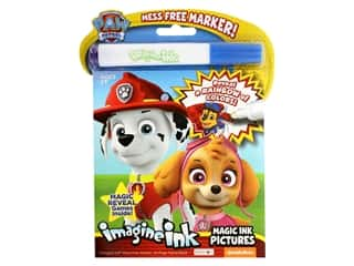 books & patterns: Bendon Magic Ink Pictures Book Paw Patrol