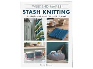 Guild of Master Craftsman Weekend Makes: Stash Knitting Book