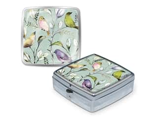 decorative bird': Punch Studio Pill Box Birds