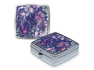 Punch Studio Pill Box Wildflowers