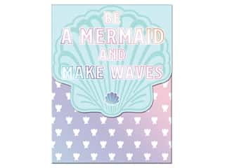 Molly & Rex Note Pocket Pad Folk Wonderland Make Waves