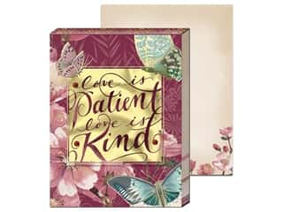 Punch Studio Note Pad Pocket Patient Butterflies
