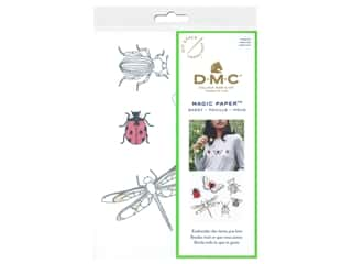 yarn & needlework: DMC Magic Paper Embroidery Insects (3 pieces)
