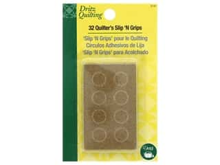 Dritz Tools Fabric Grabbers Self Stick Disks 32 pc