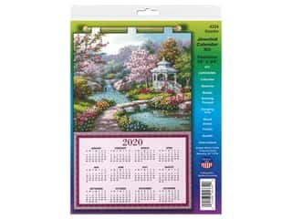 yarn & needlework: Design Works Kit Jeweled Calendar 2020 Gazebo