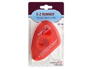 tape runner: 3L Scrapbook Adhesives E-Z Runner 33 ft. Permanent Strips