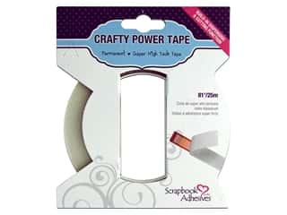 3L Scrapbook Adhesives Crafty Power Tape 1/4 in. x 81 ft.