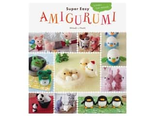 books & patterns: Harper Design Super Easy Amigurumi Book