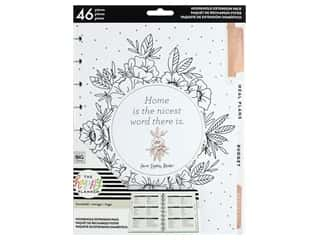 Me&My Big Ideas Happy Planner Extension Pack Classic Home