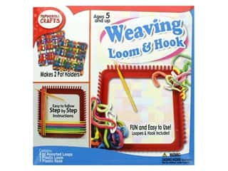 yarn & needlework: Pepperell Loops & Loom Kit